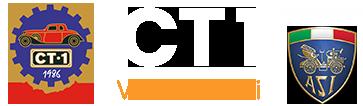CT1 Veicoli Storici Retina Logo